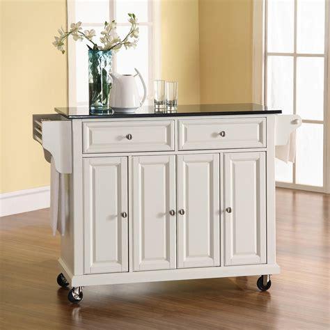 Shop Crosley Furniture 48-in L x 18-in W x 36-in H White ...