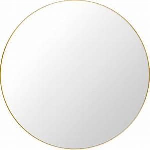 Round Mirror by Gubi – The Modern Shop