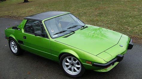 Fiat X19 by Fiat X19 This Was The Car I Owned In La Back In