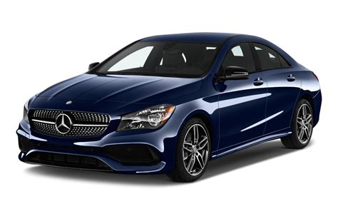 Mercedes BenzCar : 2018 Mercedes-benz Cla-class Reviews And Rating