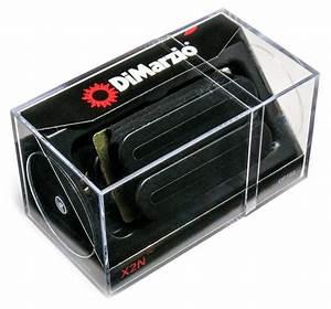 Dimarzio X2n Wiring