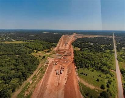Turnpike Oklahoma Eastern Kickapoo Aerial Suddenly Named