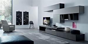 Come arredare il soggiorno con il grigio, le idee più eleganti Design Mag