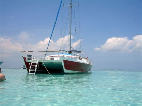 Catamaran Excursion by Grand Cayman Stingray City Sandbar Catamaran Sailing
