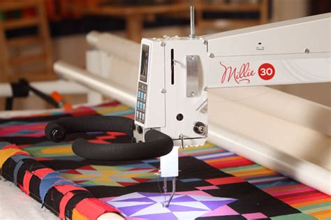 Are You Ready For A Longarm Quilting Machine?