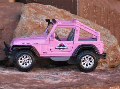 pink toy jeep july newsletter