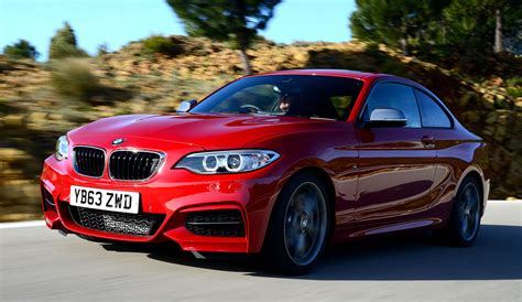 Bmw 220d M Sport Coupe (2016) Review By Car Magazine