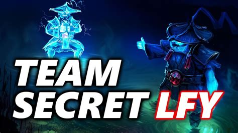Team Secret Vs Lgdforever Young  Mdl 2016 Dota 2 Youtube