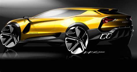 Ferrari To Build Suv Crossover