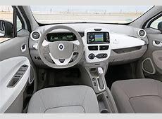 BMW i3 vs Renault Zoe vs VW EUp Comparison Test