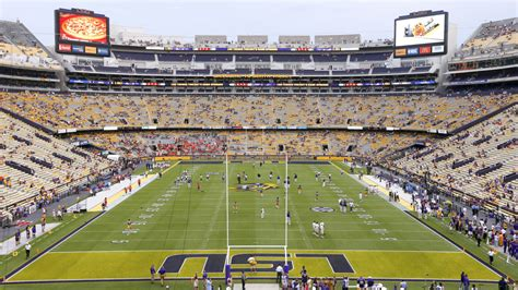 Saints exploring possibility of playing home games at LSU ...