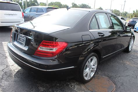 Quickly filter by price, mileage, trim, deal rating and more. Pre-Owned 2013 Mercedes-Benz C-Class C 250 Sport Sedan in Tampa #2681G | Car Credit Inc.