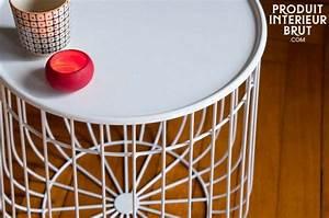 Table De Nuit Blanche : 44 id es d co de table de nuit ~ Teatrodelosmanantiales.com Idées de Décoration