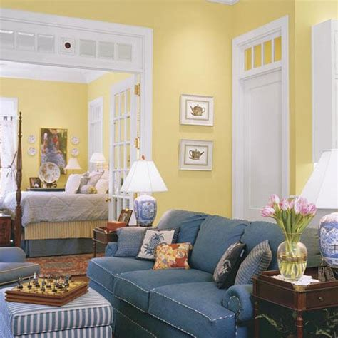 Southern Living Living Room Paint Colors by Keep A Room Sunny Yet Private With A Clever Trick