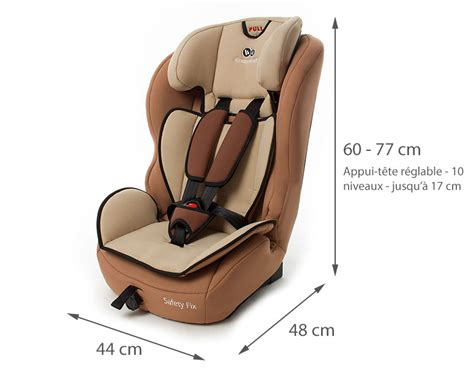 siege auto isofix 1 2 3 inclinable safety isofix siège auto de 9 à 36 kg groupe i ii