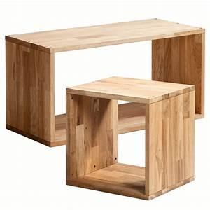 Cube De Rangement : am pm la redoute cube de rangement ch ne box 2 mod les am pm prix 59 00 euros ~ Teatrodelosmanantiales.com Idées de Décoration