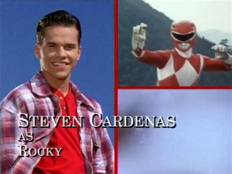 25+ Best Ideas About Rocky Power Rangers On Pinterest