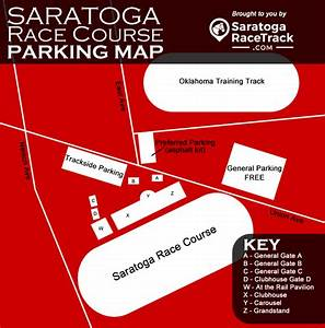 Where To Park At The Saratoga Race Course