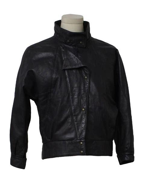 vintage leather jacket  echtes leder german