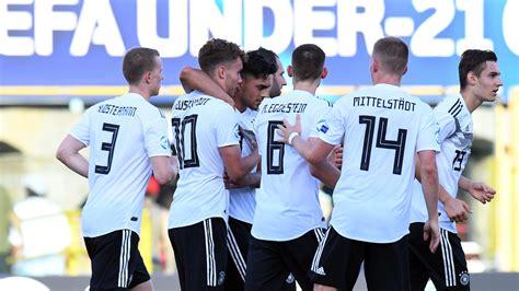 Vorne harmlos und hinten offen wie ein scheunentor: U21-EM: DFB-Team feiert 4:2-Sieg bei der Halbfinal ...