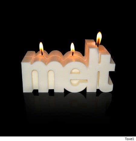unusual candles designs  creative party interior