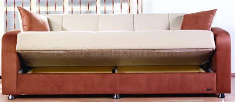 fold down sleeper sofa beige brown contemporary living room w fold down sleeper