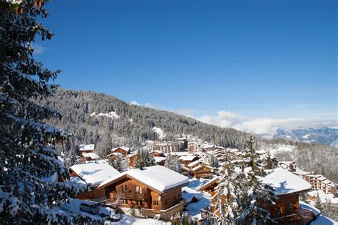 la tania ski chalets resorts ski holidays courchevel ski total