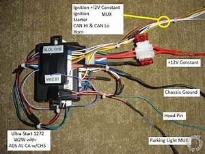 07 Dodge Ram Remote Start Wiring Diagram