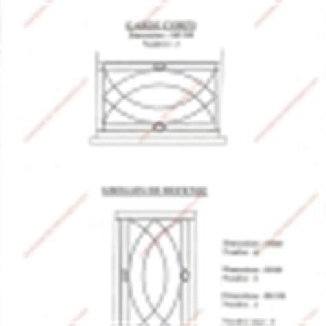 grilles en fer forg 233 de d 233 fense modernes mod 232 le gdm08 anneaux crois 233 s