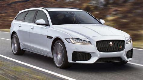 This Is The New Jaguar Xf Sportbrake  Top Gear