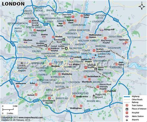 pin  hannah jones  maps  geography london map