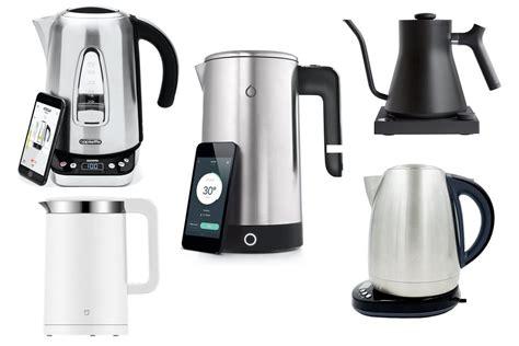 smart kettles boil brew connected pocket lint buyer guide