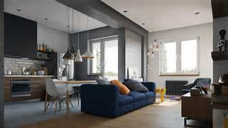 Navy Blue Interior Design Idea Interior Designs Modern Dark Blue Bedroom Design Decorating Ideas