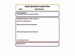 lesson plan templates for foreign language teachers tpt With foreign language lesson plan template