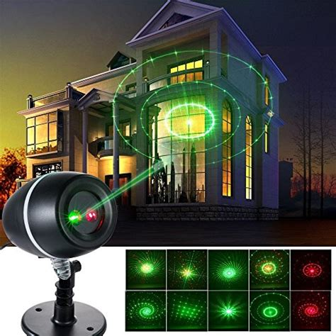 top 10 best led christmas party lights projectors reviews