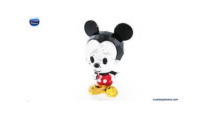 Mickey Swarovski Mouse Disney Cuties Cutie Crystalpalacenj