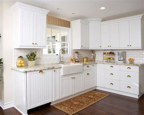 , Captivating Traditional Kitchen With Exciting White