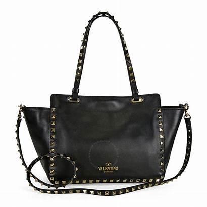 Valentino Tote Rockstud Leather Handbags Jomashop Accessories