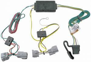 Tow Ready Custom Fit Vehicle Wiring For Toyota Tacoma 2007