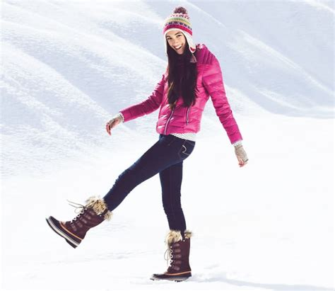 sorel joan arctic boots shoes boot feet support flat klarissa november january posted brand winter arch