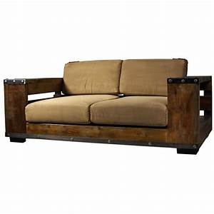 Canape 2 places swithome archives tissu bois achat for Canape 2 places tissus bois