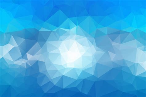 14354 silver biru triangle background powerpoint backgrounds for free