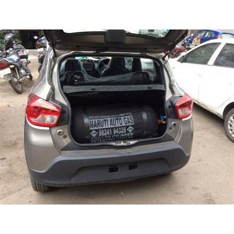 Kwid Cng Sequence Kit, Car Compressed Natural Gas Kits