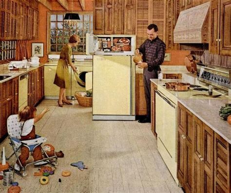 1960s Kitchens: From Jet Age to Funkadelic