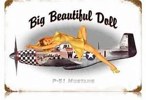 Mustang Pin Up : wwii aircraft p51 mustang pin up girl tin metal sign pin ups pinterest p51 mustang ~ Maxctalentgroup.com Avis de Voitures