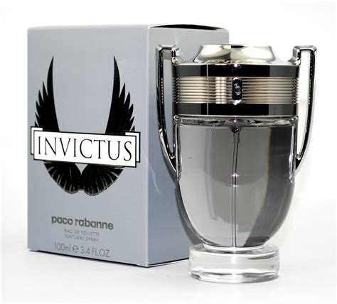 paco rabanne invictus 100 ml eau de toilette parfum outlet ch