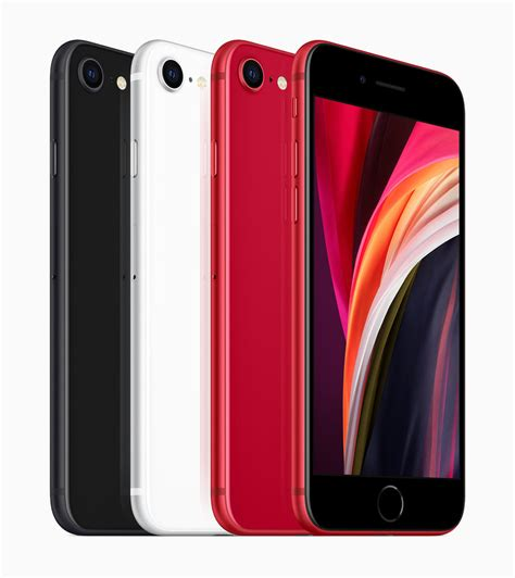 apples generation iphone se official