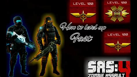 Sas 4 Mobile by Sas 4 Mobile How To Level Up Fast