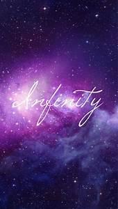 Galaxy Infinity Wallpaper - WallpaperSafari