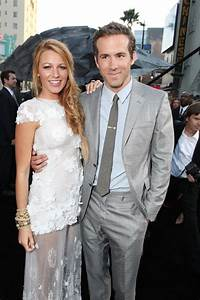 Blake Lively and Ryan Reynolds Got Married Today -- The Cut